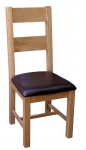 Thumbnail Clovelly Oak Dining Chair