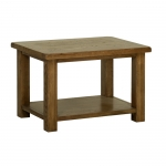 The Rustic Oak Medium Coffee Table