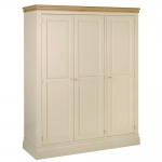 Lundy Triple Wardrobe