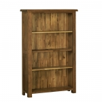 Rustic Oak 5  Bookcase