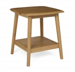 Thumbnail Malmo Oak Lamp Table