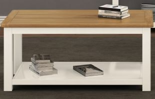 Thumbnail Northport White Coffee Table