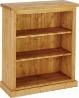 Chunky Pine 3  bookcase