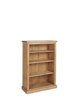 Chunky Pine 4  bookcase