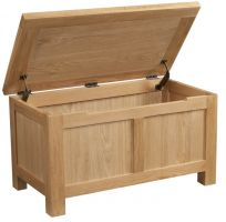 Thumbnail Dorset Oak Blanket Box