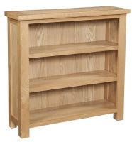 Dorset Oak 3  Bookcase