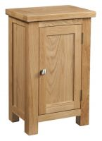 Dorset Oak 1 Door Cabinet