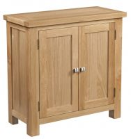 Dorset Oak 2 Door Cabinet