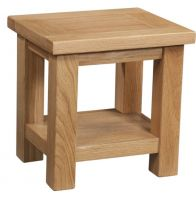 Dorset Oak Lamp Table