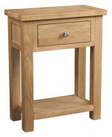 Dorset Oak Console Table