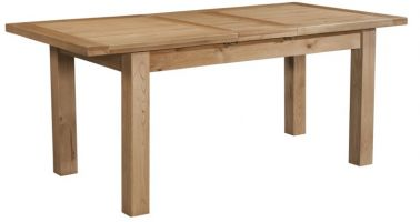 Dorset Oak Extending Table  1 Leaf
