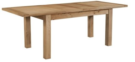 Dorset Oak Extending Table  2 leaves