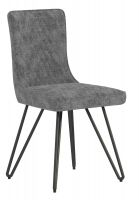 Warehouse Oak Dining Chair