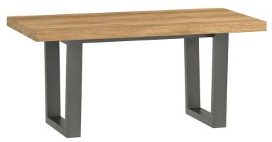 Warehouse Oak Coffee Table