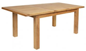 Hereford Oak 1.2 m Extending Table