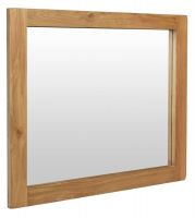 Hereford Oak Wall Mirror