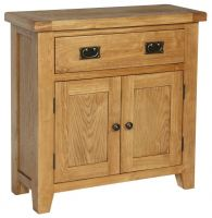 Hereford Oak Compact Sideboard