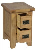 Thumbnail Hereford Oak Small Bedside