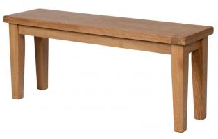 Hereford Oak 1.1 m Bench