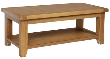 Hereford Oak Large Coffee Table