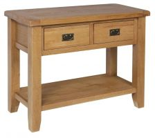 Hereford Oak Console Table
