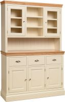 Lundy 4 6  Glazed Top Dresser