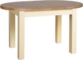 Lundy Small D End Extending Dining Table