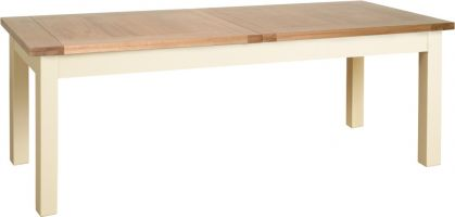 Lundy Large Dining Table with 2 Extensions