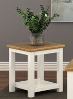 Thumbnail Northport White Lamp Table