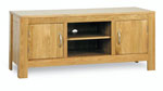 Milano Oak Large TV Cabinet