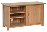 New Oak TV unit