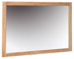 New Oak 1300 x 900 mirror