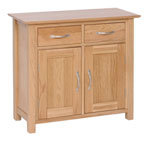 New Oak small sideboard