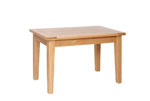 New Oak 4  x 2 6  table