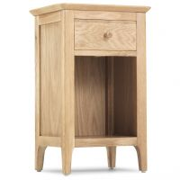 Waverley Oak 1 Drawer Cabinet
