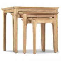 Waverley Oak Nest of Tables