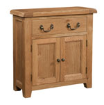 Suffolk Oak Small Sideboard