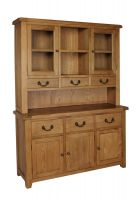 Suffolk Oak Large Dresser
