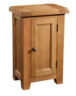 Suffolk Oak 1 door cabinet