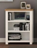 Thumbnail Northport White Small Bookcase
