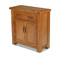 Windsor Oak Compact Sideboard