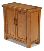 Windsor Oak 2 Door Cupboard