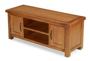 Windsor Oak Large TV Cabinet