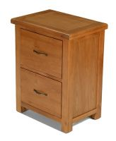 Windsor Oak Filing Cabinet