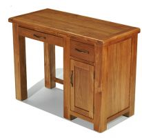 Windsor Oak Computer Desk