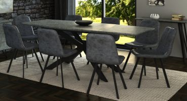 Tetro Extending Dining Table