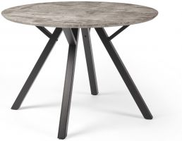 Tetro Round Dining Table