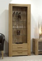 Mode Oak Tall Bookcase
