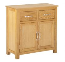 York Oak Mini Sideboard