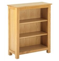 York Oak Small Bookcase